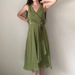 Evan Picone Formal Evening High Waist Dress J